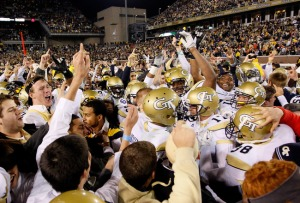 Rumors Are Going Around That Georgia Tech May Be Next on the Big Ten's Expansion Hit List