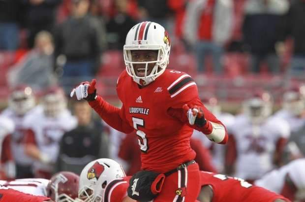 Teddy Bridgewater Louisville ACC Expansion Football Conference Realignment 2012