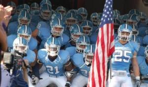 North Carolina Academic Violations Tar Heels UNC Martin Report NCAA
