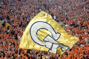 ACC Football Conference Realignment Georgia Tech Big Ten Bud Peterson Expansion Denial