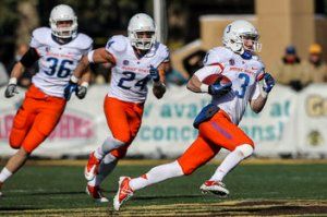 Boise State Big East FOotball Broncos Conference Realignment Catholic Schools