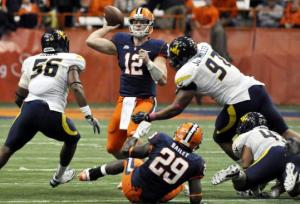 Syracuse/West Virginia is Just One of Several Great ACC Bowl Matchups This Postseason