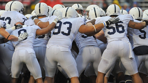 Penn State Nittany Lions Big Ten B1G Conference Realignment Maryland Rutgers
