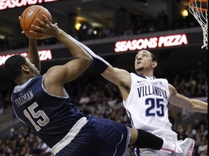 Georgetown Villanova Conference Realignment Football Basketball Expansion Big East ACC Atlantic 10