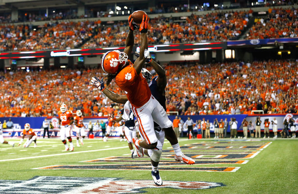 Clemson's DeAndre Hopkins Was One of Several Star Performers in the ACC This Season