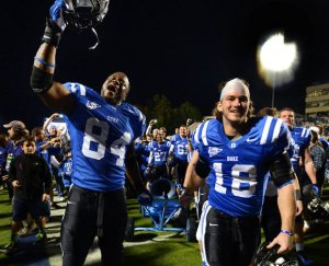 Can Duke's High-Powered Offense Lead Them Past Cincinnati's Aggressive D-Line?