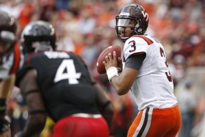 It's Been a Rough Year for Logan Thomas, But He'll Still Be the Key to a Hokies Bowl Win
