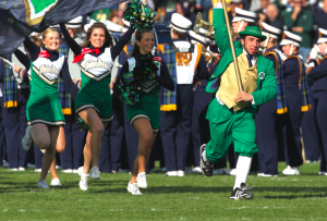 Notre Dame ACC Fighting Irish Big Ten Conference Expansion Realignment