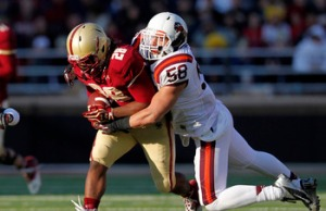 Jack Tyler Was a Surprising Star for the Virginia Tech Defense, With 119 Tackles