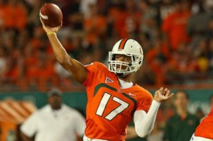 Miami Stephen Morris Tajh Boyd ACC Football Logan Thomas 2013
