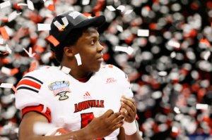 Louisville Sugar Bowl Cardinals Big East ACC Florida Gators SEC Teddy Bridgewater Charlie Strong