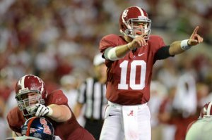 Alabama Will Be Favored to Win Their Third Straight Title in 2013
