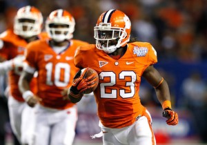 Clemson's Andre Ellington Put Together a Strong Senior Year, and is Likely Headed to the NFL