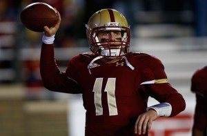 After a Disastrous 2012 Season, We Try to Find a Silver Lining for Boston College Football