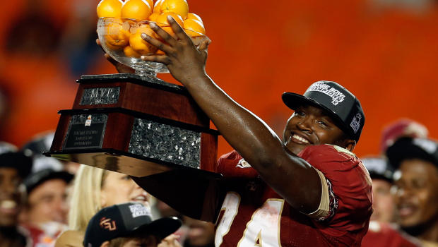 Florida State orange Bowl Seminoles ACC Postseason Win Northern Illinois Jimbo Fisher