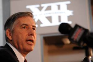 Bob Bowlsby's Said the Big 12 Could Expand. But Will They Do So at the Expanse of the ACC?