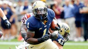 Ray Graham's Senior Season Was a Memorable One, Piling Up Yardage for Pitt