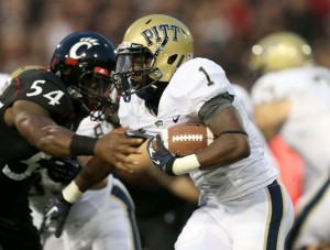 Pitt Running Back Ray Graham Holds the Key for a Panthers Victory