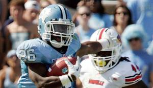 In Its First Year Under Larry Fedora, North Carolina's Offense Exploded to New Heights