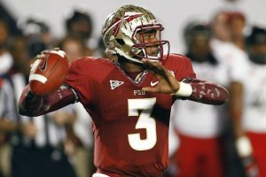 EJ Manuel Led Florida State to the Orange Bowl During His Standout Senior Season