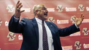 Steve Addazio's First Spring Practices at BC Will Set the Tone for His New Regime