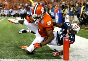 Clemson's DeAndre Hopkins Was Among the ACC's Biggest Surprises During a Record-Setting 2012