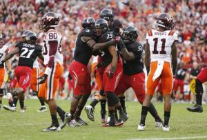 Cincinnati Bearcats Conference Realignment Expansion 2012 2013 Nippert Stadium Spend Budget