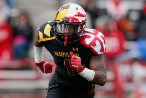Injuries Aside, Stefon Diggs and the Maryland Defense At Least Had Impressive Seasons