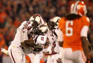 ACC Scheduling BCS SEC Playoffs Clemson South Carolina Florida State Gators Tigers Gamecocks