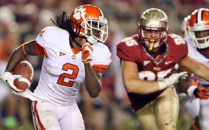 Clemson ACC Football Florida State Schedule 2013 Tigers Seminoles Best Game Top Matchup