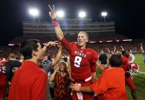 Mike Glennon's Career Has Been Highly Scrutinized Now As He Enters NFL Draft Conversations