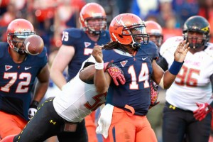 Virginia's 2012 Season Was About as Tumultuous as They Come; But Is There Hope on the Horizon?