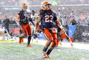 Syracuse Capped Off an Eight-Win 2012 With a Dominating Effort Over West Virginia
