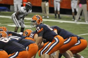 Can Charley Loeb Succeed Ryan Nassib As the Orange QB This Spring, Or is it Someone Else's Job to Lose?