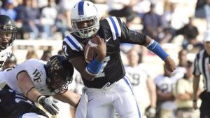 Anthony Boone Looks Prepared to Lead Duke at Quarterback This Spring