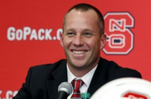 Head Coach Dave Doeren Ushers In a Brand New Era of NC State Football This Spring