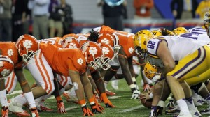 Clemson Tigers LSU Chick-fil-a Bowl ACC SEC Bowl Alliance Playoff System BCS