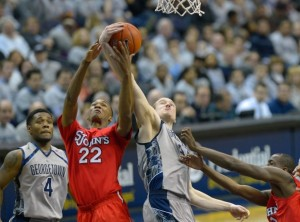 Georgetown St. John's Catholic 7 Big East Conference Realignment Expansion Villanova Marquette Providence