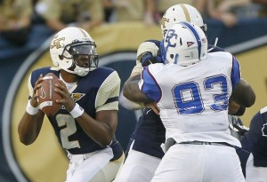 The 2013 Season Could Be Quarterback Vad Lee's Year, Especially if Spring Goes Well