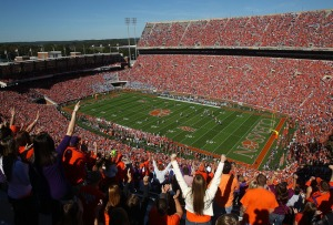 ACC Football Fans Clemson 2013 Schedule Psychological Advantage Depression Sports