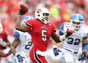 Teddy Bridgewater Has Emerged as a True Star for Louisville, and a Heisman Hopeful This Fall
