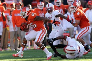 Is Former Backup Roderick McDowell Ready to Take Over for Clemson at RB?