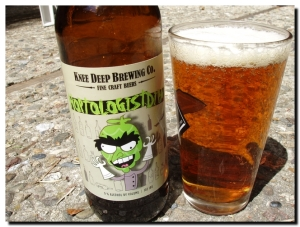 Among This Week's Non-College Football Highlights: Knee Deep's Hoptologist DIPA