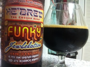 Kicking Us Off This Week: Shmaltz Brewing Company's He'Brew Funky Jewbelation