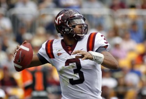 Logan Thomas is the Obvious Focal Point of a Turnaround for Virginia Tech This Year