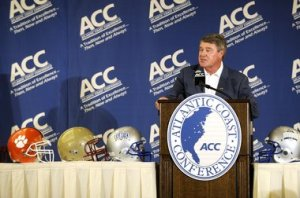 John Swofford Grant of Rights ACC Football Basketball Florida State Expansion Realignment Big 12 B1G