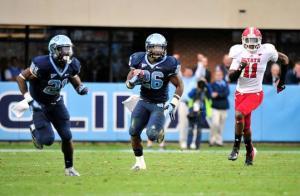 North Carolina NC State Football Raycom Sports Third Tier Rights ESPN ACC Football