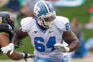 North Carolina's Jonathan Cooper is Selected Seventh Overall by the Arizona Cardinals