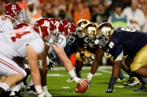 College Football Playoff 2014-15 Notre Dame Alabama Selection Process BCS Bowl Games Money