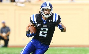Will Duke Wideout Conner Vernon Be the First Blue Devil Drafted Since 2004?
